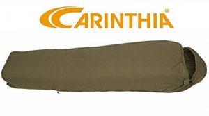 Carinthia Tropicale sac de couchage 3 saisons léger chasse & wildniss armeeschlafsack 185 cm (olive) de la marque Carinthia image 0 produit