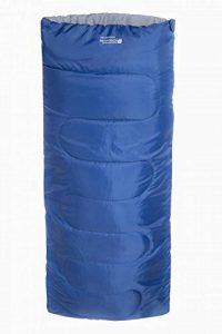Mountain Warehouse Basecamp 200 sac de couchage - simple soin tous les sac de couchage de saison, chauds enfants Camping sac, températures extrêmes de 5C de la marque Mountain Warehouse image 0 produit