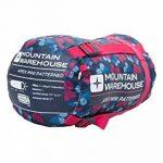 Mountain Warehouse Sac de couchage Enfant randonnée camping Bivouac Apex Mini Sarcophage Momie de la marque Mountain Warehouse image 3 produit