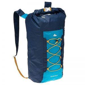 Quechua Ultra Compact pliable 20litre Sac à dos/sac à dos pour le camping extérieur festivals de la marque QUECHUA image 0 produit