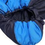 sac de couchage Adulte alpinisme hivernal momie type momie de camping en plein air sac de couchage en coton creux sac de couchage en plein air de la marque MLSD image 4 produit